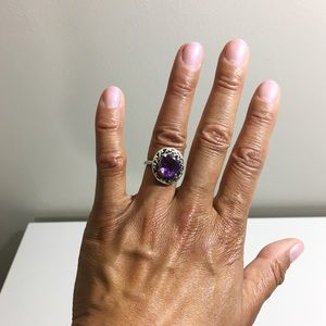 Jewelry - Boutique | Vintage Amethyst Ring